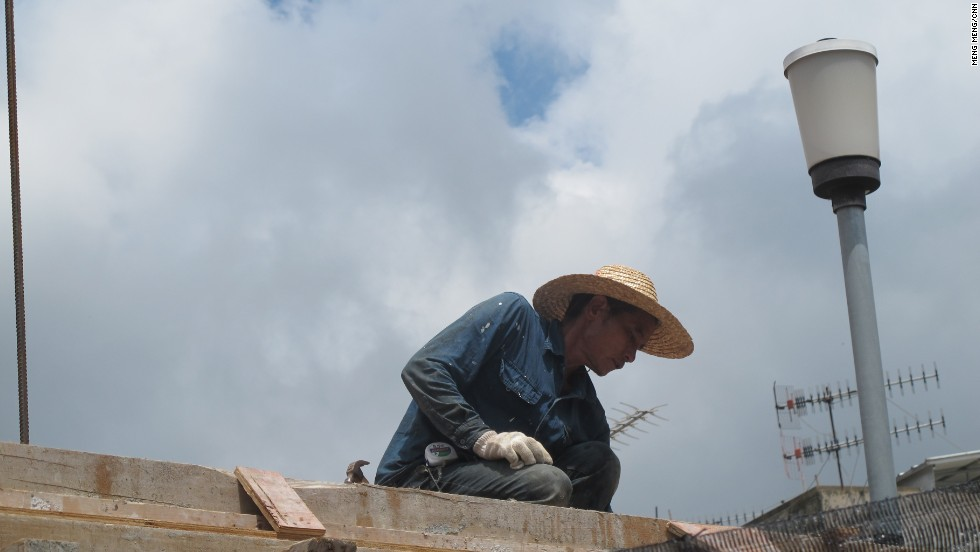 Before tourists poured in, the only local job for men was temporary construction work.