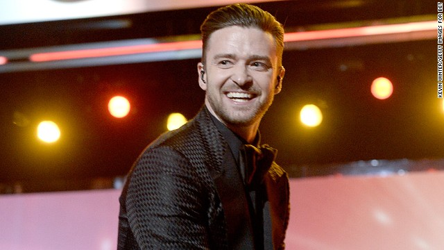 "Justin Timberlake's upcoming single is titled ""Take Back the Night."""