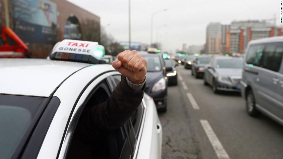 World's rudest taxi drivers - CNN.com