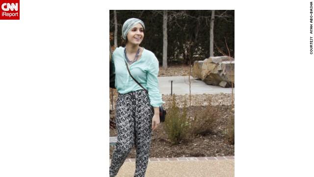 Ayah Abo-Basha is interning at Ashoka in Arlington, Virginia.