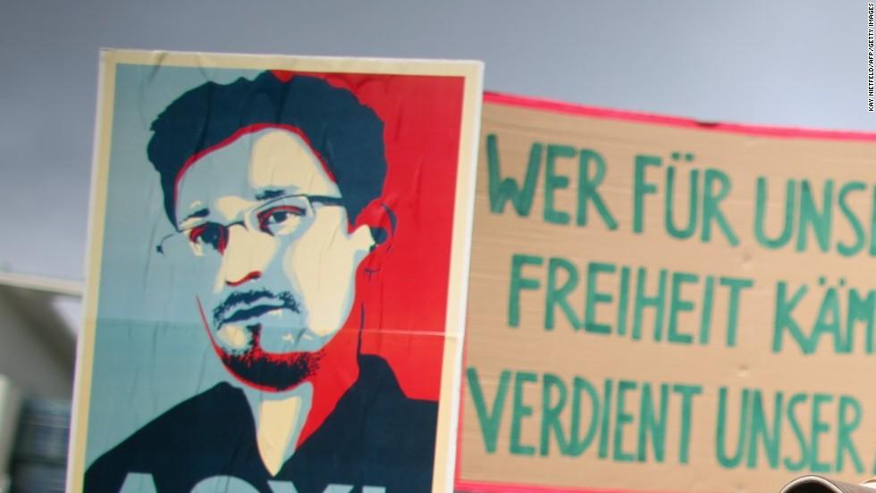 Edward Snowden: hero or traitor? Lawmakers sound off