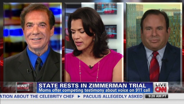 State rests in Zimmerman trial