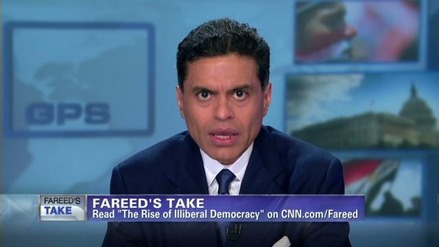 Fareed's Take: Understanding Egypt