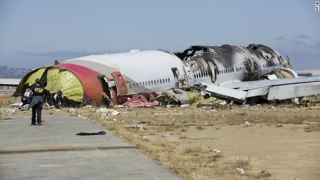 Asiana 214's fateful last seconds