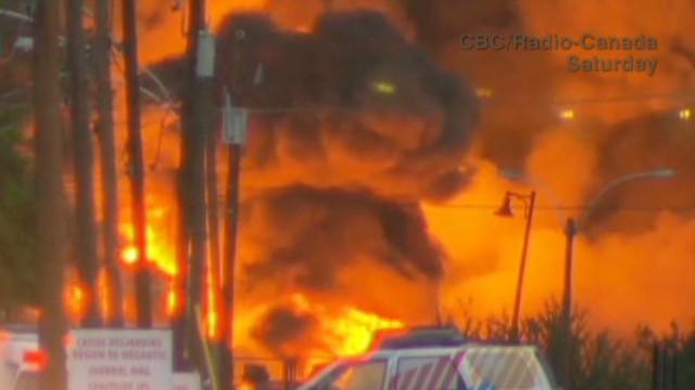 Officials: Train fire like a crematorium