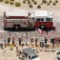 05 az firefighters procession
