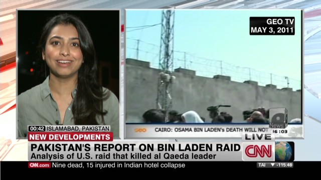 Bin Laden's movements detailed in report