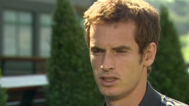 Murray: Wimbledon took so much out of me