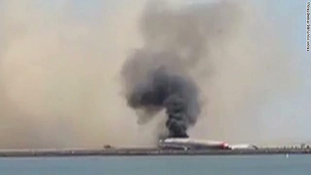 AC sf plane crash new video _00001909.jpg