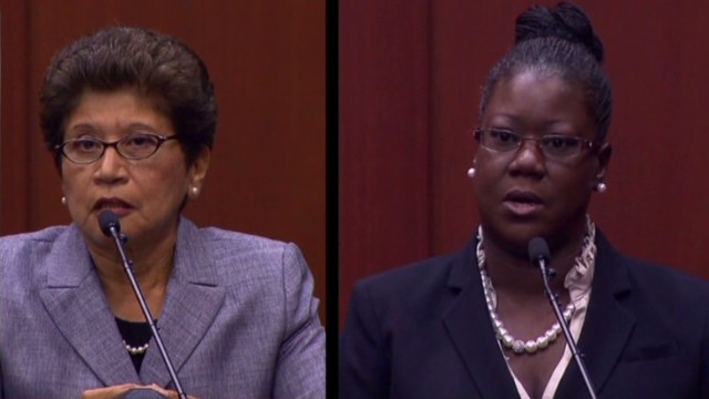 Family testimony in Zimmerman trial