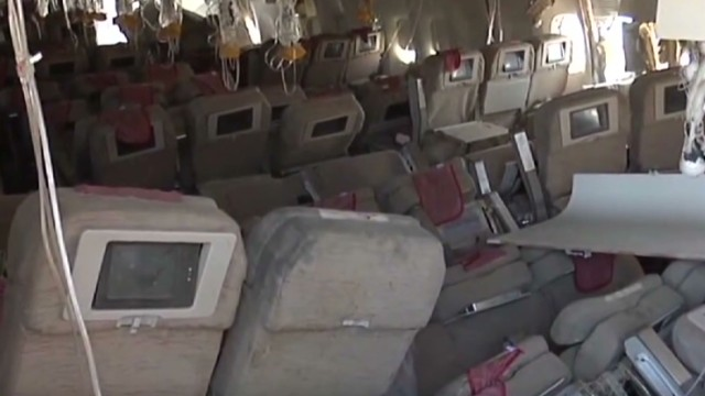 What caused Asiana Flight 214 to crash?