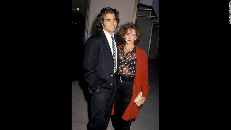 <strong>Talia Balsam</strong>: The only woman who can claim to be an ex-wife and not just an ex-girlfriend is Talia Balsam, whom Clooney wed in 1989 after his relationship with Preston ended. The couple's history dated to 1984, but it wasn't enough to sustain the marriage. They divorced after three years of matrimony.
