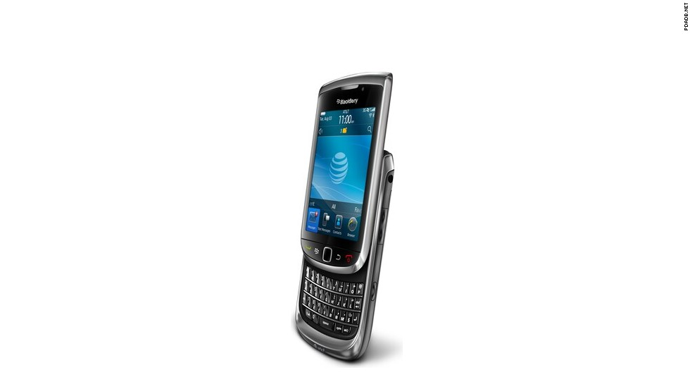 Introduced in 2010, the first Torch had a touchscreen and full slide-out keyboard, making it a hybrid between the iPhone and the older BlackBerry models. Users weren't impressed, and the phone failed to make much of a splash.
