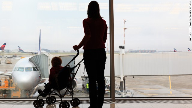 It's hard to protect our children from the reality of plane crashes and other disasters.