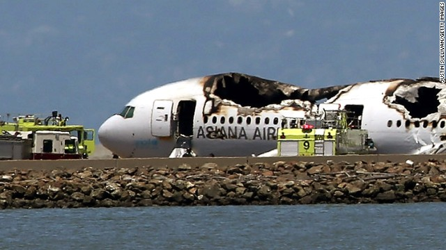NYT: Asiana blames software for SFO crash
