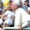 Pope Lampedusa baby