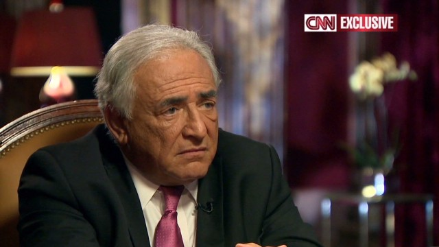 Strauss-Kahn still angry over perp walk