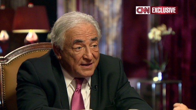 Strauss-Kahn: European banking is 'sick'