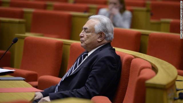 Strauss-Kahn: European banking is 'sick'
