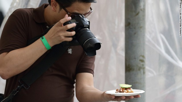 "Cook Suck is one blogger's backlash to the ""global food photography crisis."" That's a joke, right?"