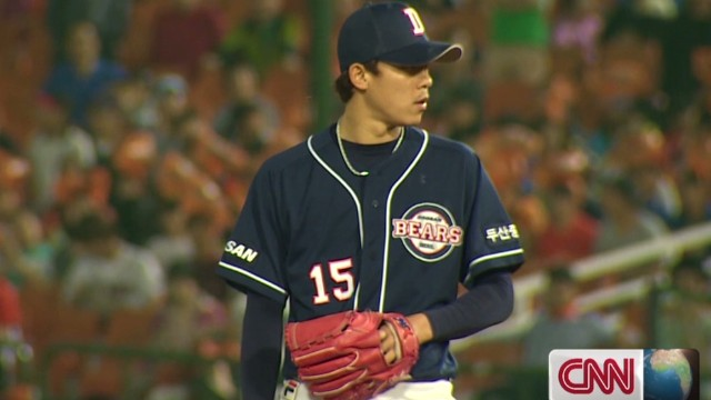 Love for baseball unites S. Korean city
