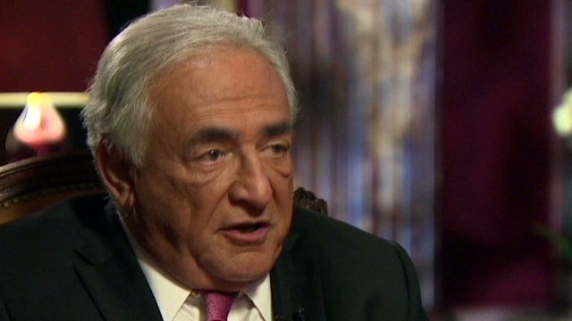 Strauss-Kahn talks Europe, obstacles