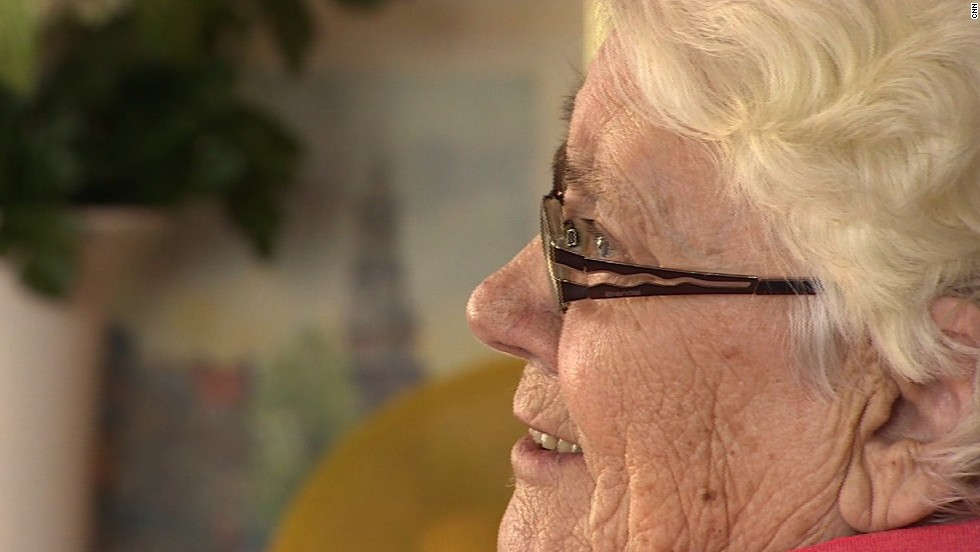 Corrie Visser suffers from severe dementia and is now living in a cutting-edge facility in Holland.