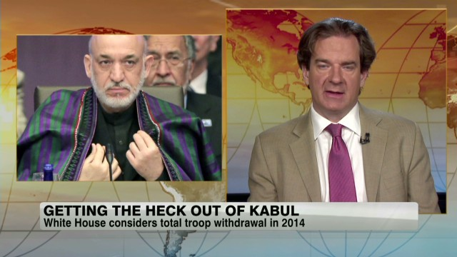 Will U.S. run for exit in Afghanistan?