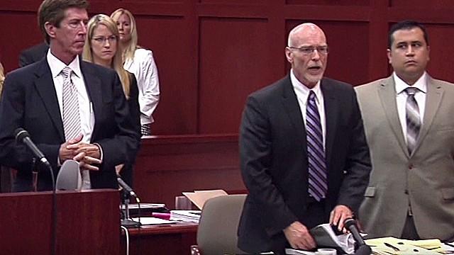 Zimmerman's attorneys steal spotlight
