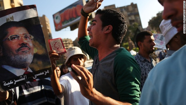 Egypt dangerously divided
