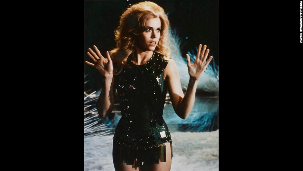 "Commenter Daisy was spot on about including ""Barbarella."" A <a href=""http://variety.com/1967/film/reviews/barbarella-1200421698/"" target=""_blank"">Variety critic was among those who panned</a> the sci-fi film in 1968. It wasn't much of a blockbuster then despite the hot poster of Jane Fonda in the title role. It has had an impact on pop culture though, including a character who inspired the name for the '80s pop band Duran Duran."