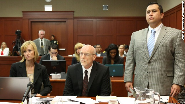 Who are the Zimmerman jurors?