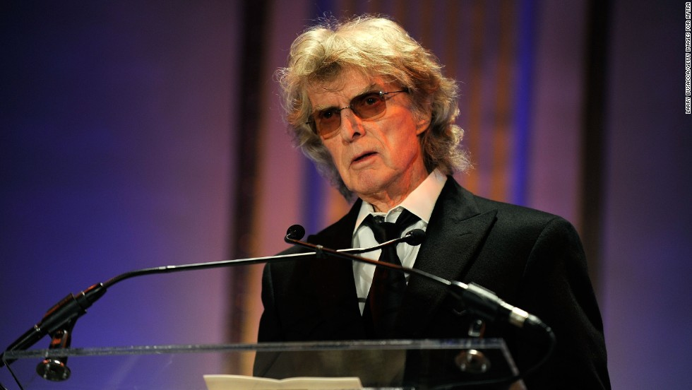 """Talk show host Don Imus reportedly <a href=""""http://www.biography.com/people/don-imus-9542196"""" target=""""_blank"""">sought refuge in laundromats</a> when he was homeless after being discharged from the Marines."""