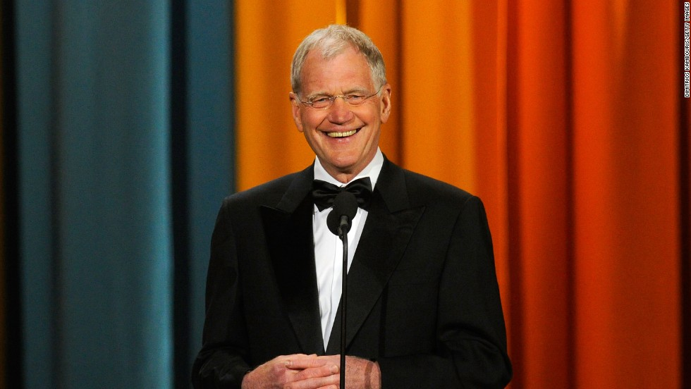 "David Letterman <a href=""http://theheclub.com/celebrity.php"" target=""_blank"">spent some time living in his truck</a> before he struck it big as a comic and late-night talk show host."