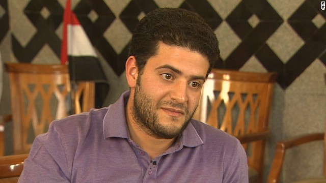 Plea from son of Egypt's Morsy