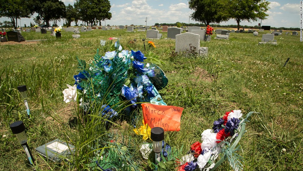 Marco McMillian, a black, gay mayoral candidate in the Mississippi Delta city of Clarksdale, was killed in February and buried in a simple grave at the Heavenly Rest Cemetery. His mother is on a quest to learn more about why and how her only child was killed and has asked federal authorities to step in to investigate.