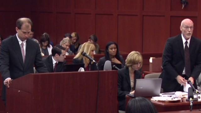 George Zimmerman on trial