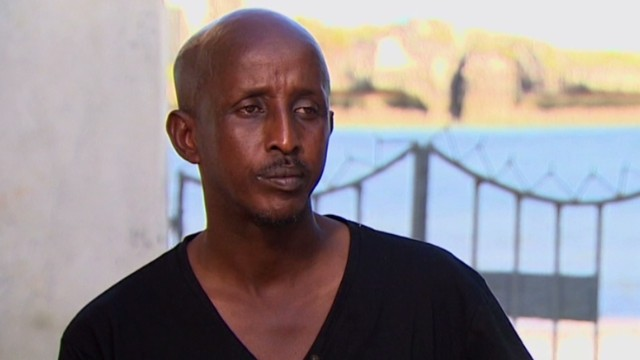 Somali chef on surviving suicide attack