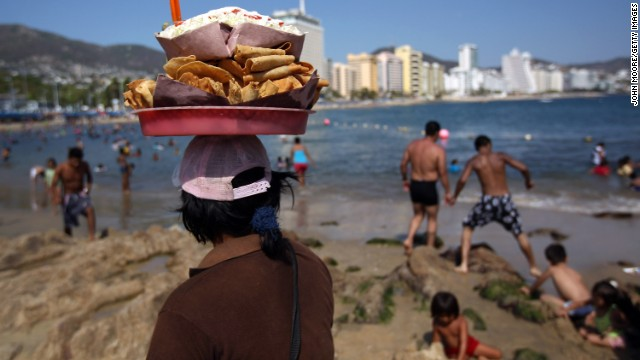 Some experts say fried versions of traditional foods are to blame for Mexico's widening waistlines.