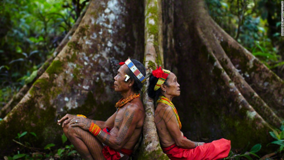 Siberut Island, Indonesia; Andrew Newey, United Kingdom; Best Single Image in a Journeys portfolio.