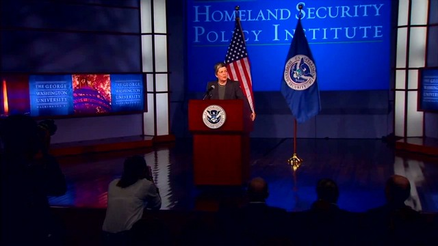 Homeland Security Secretary to step down