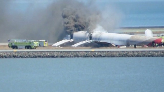 Looking back at the Asiana crash
