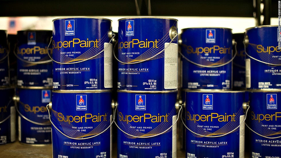 America's love affair with home building and interior design has created a robust market for paint, varnish and lacquer. Sherwin-Williams is the largest producer of paints and coatings in the United States and is among the largest producers in the world.