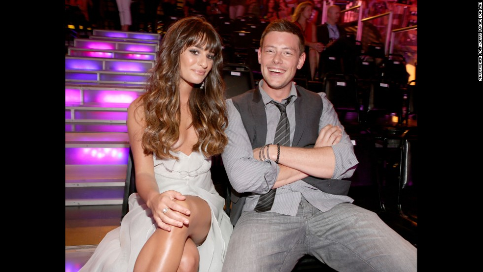 Michele and Monteith attend the Do Something Awards on August 19, 2012, in Santa Monica, California.