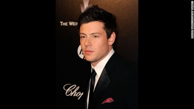Heroin, alcohol killed Cory Monteith