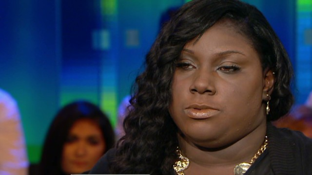 Rachel Jeantel disappointed at verdict