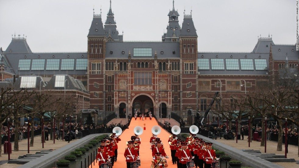 Many of the country's visitors skip the drug scene altogether, instead flocking to the city's spectacular museums. The Rijksmuseum just reopened after a 10-year renovation.