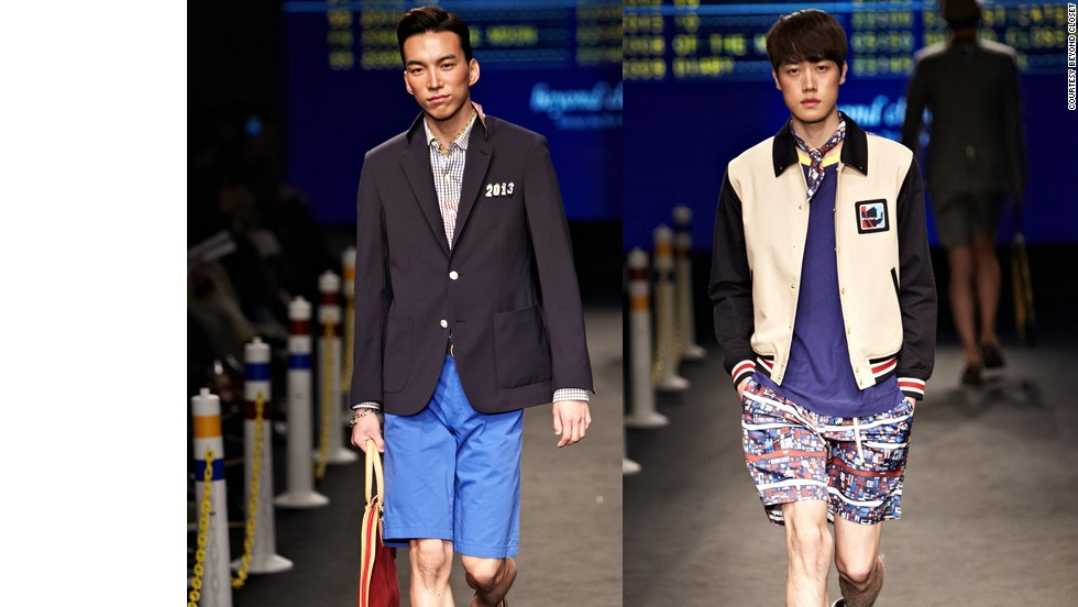 """Korean drama fans may recognize Beyond Closet brand design influences from the hit drama, """"Boys Over Flowers."""""""