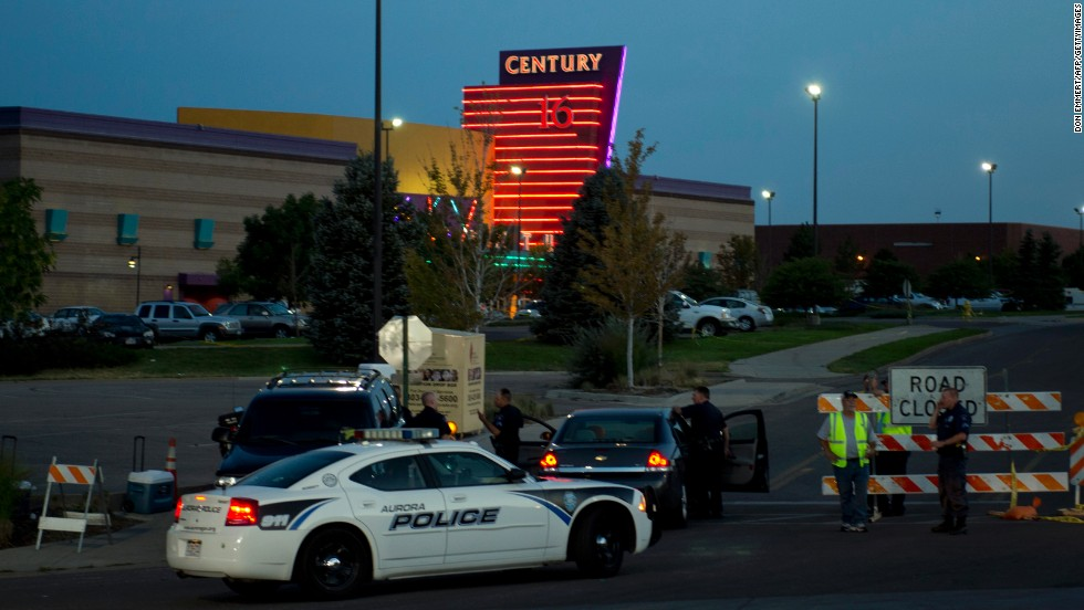 "<a href=""http://www.cnn.com/2012/07/20/us/colorado-theater-shooting/index.html"" target=""_blank"">James Holmes</a> pleaded not guilty by reason of insanity to opening fire July 20, 2012, at the Century Aurora 16 theater in Aurora, Colorado, during the midnight premiere of ""The Dark Knight Rises."" Twelve people were killed and dozens were wounded. Holmes has been sentenced to 12 life terms, plus thousands of years in prison."