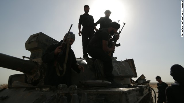 2013: Al Qaeda tightens grip on Syrian city